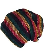 Jamican Flag Summer Beanie Hat For Unisex