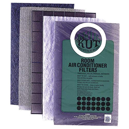 - Flanders NaturalAire Room Air Conditioner Filter - KK600-, Pack of 24