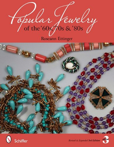 Popular Jewelry of the '60s, '70s & '80s]()