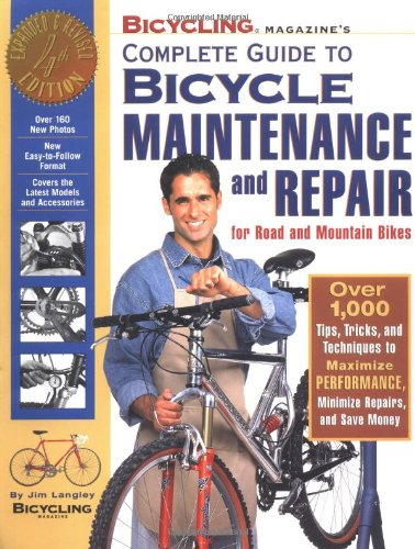 bicycling magazine s complete guide to bicycle maintenance and rh amazon com schwinn mountain bike repair manual mountain bike repair manual pdf