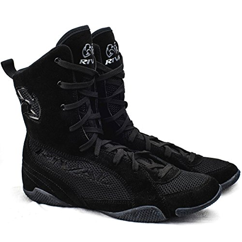 Image of the RIVAL BOXING BOOTS-RSX ONE-HIGH TOPS (BLACK, 13)