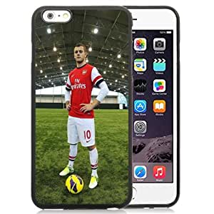 NEW Unique Custom Designed iPhone 6 Plus 5.5 Inch Phone Case With Jack Wilshere Arsenal Football Player_Black Phone Case wangjiang maoyi