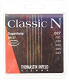 Thomastik-Infeld CR127 Classical Guitar Strings: Classic N Series 6 String Set  E, B, G, D, A, E Set