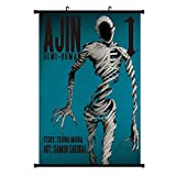 CosEnter Ajin Poster scroll painting Picture Cosplay
