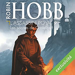 Les secrets de Castelcerf (L'Assassin royal 9) | Livre audio