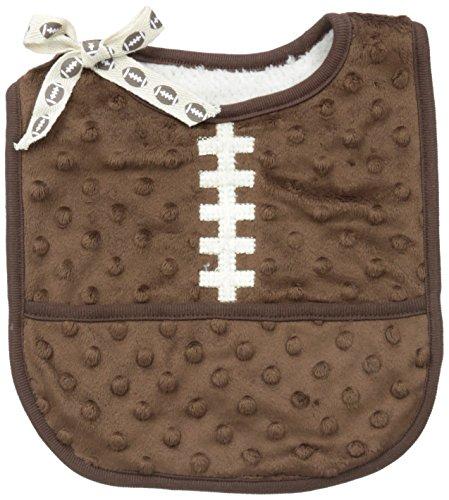 Mud Pie Baby Boys Football Pocket