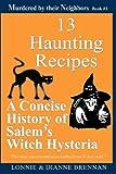 13 Haunting Recipes, Lonnie Brennan, 1470146088