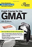 Crash Course for the GMAT, 4th Edition Front Cover