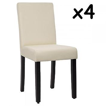 4028c3b7cd32 Amazon.com: Mr Direct New Set of 4 Elegant Design Modern Fabric ...
