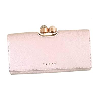 82801db1115e [TED BAKER テッドベーカー] 財布 長財布 138198 MARTA DUSTY PINK ライトピンク [並行