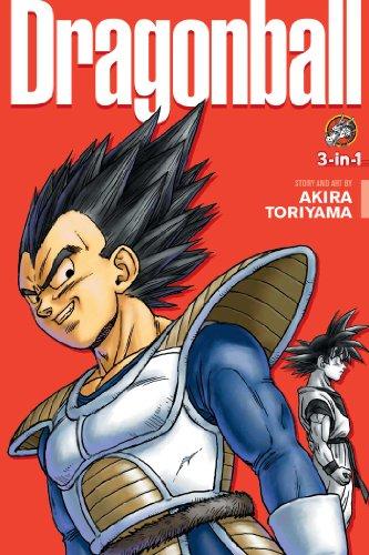 DRAGON BALL 3IN1 TP VOL 07: Includes vols. 19, 20 & 21 (Dragon Ball (3-in-1 Edition))