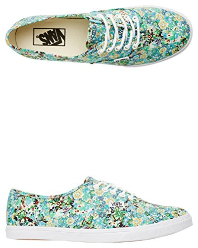 Pool Floral Vans Authentic Ditsy Green qEqTt