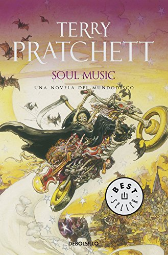 Descargar Libro Soul Music Terry Pratchett