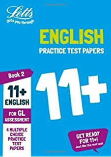 11+ English Year 5-7 Testpack A Papers 1-4: GL Assessment Style