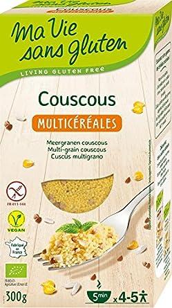 Receta CousCous Multicereales sin gluten Ma Vie Sans Gluten ...