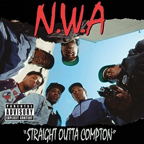 CD : N.W.A - Straight Outta Compton (Super-High Material CD, Japan - Import)