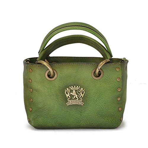 Pratesi Bagnone petit sac à main - BVE158 Bruce Vert clair