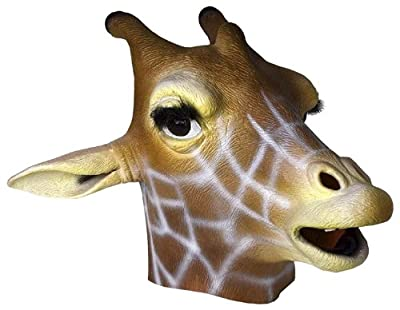 Forum Novelties Unisex Latex Animal Mask