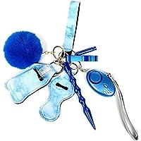 Self Defense Keychain for Women,Girls - Draagbare Bescherming Sleutelhanger Gereedschap - Vrouwen Veiligheids Sleutel…