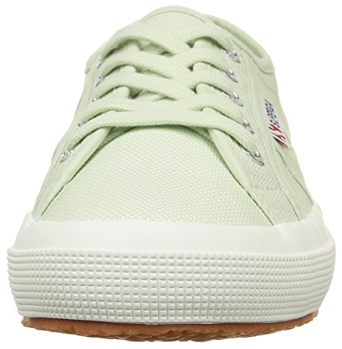 Classic Top Unisex 2750 Low Adults' Cotu Green Sneaker Superga qwUECfw