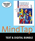 Bundle: Essentials of Understanding Abnormal Behavior, Loose-Leaf Version, 3rd + MindTap Psychology, 1 term (6 months) Printed Access Card