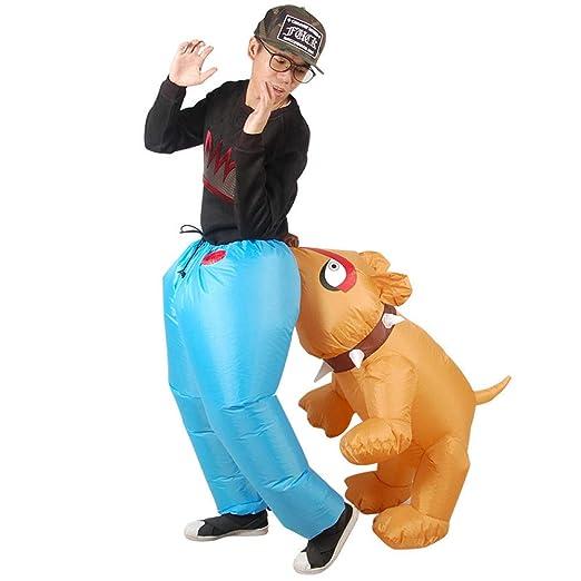 Traje Hinchable, Disfraz de Disfraz de Animal Adulto, Perro ...