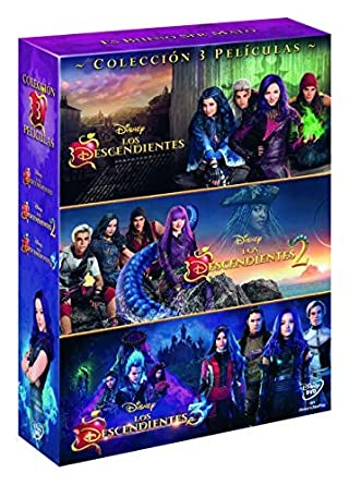 Pack: Los Descendientes (1-3) [DVD]: Amazon.es: Dove Cameron ...