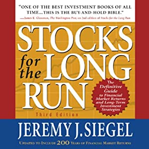 Stocks for the Long Run Audiobook