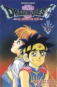 Dragon quest - La quête de Dai, tome 35 par Riku Sanjô