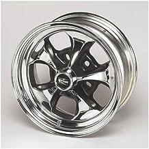 Cragar CRR-325899: Wheel, Keystone Klassic, Steel, Chrome, 15 in. x 8 in., 5 x 4.5/5 in. Bolt Circle, 3.875 in. Backspace, Each