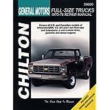 General Motors Full-Size Trucks, 1970-79 (Chilton's Total Car Care Repair Manual) (Chilton Total Car Care Series Manuals)
