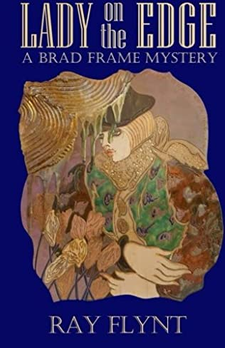 book cover of Lady on the Edge