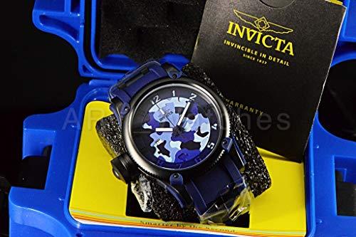 Invicta Men's 1196 Russian Diver Collection Camo Watch