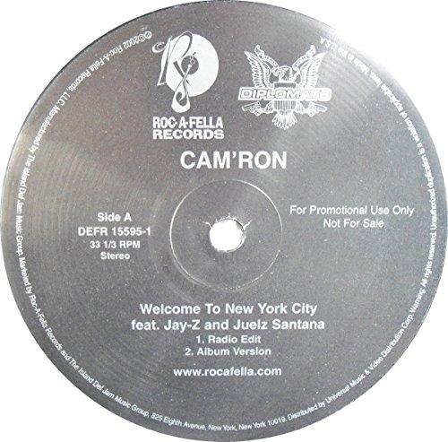 CAMRON / WELCOME TO NEW YORK CITY: CAMRON: Amazon.es: Música