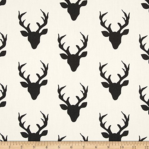 Art Gallery Hello Influence confirm Buck Forest Night Fabric By The Yard