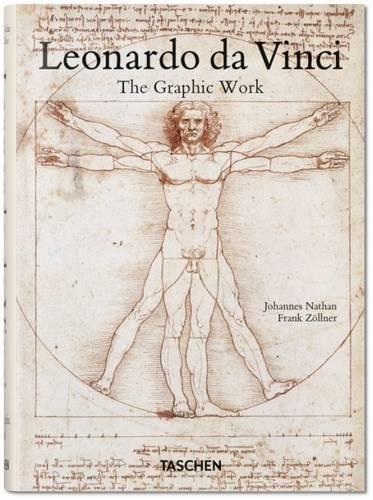 Leonardo Da Vinci. The graphic work (Inglese) Copertina rigida – 31 dic 2014 Johannes Nathan Frank Zöllner Taschen 3836554410
