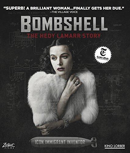 Bombshell: Hedy Lamar [Blu-ray]