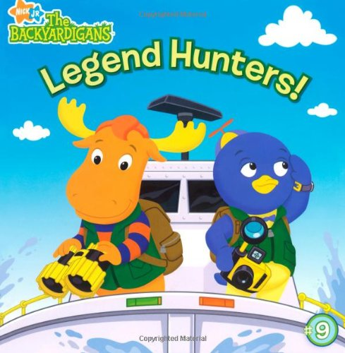 Download Legend Hunters! (Backyardigans (8x8)) PDF