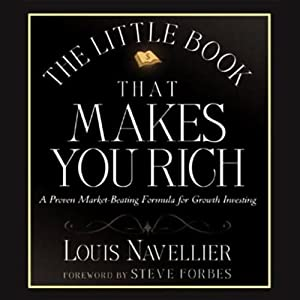 The Little Book That Makes You Rich Audiobook