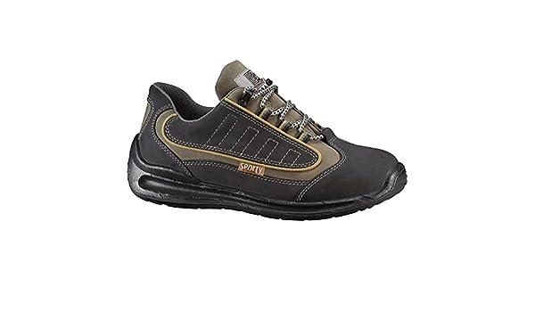 Lemaitre 122535Tamaño 35S2Spyder Zapatos de Seguridad, Color Multicolor, Talla 38