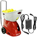 Lobster Elite Freedom Tennis Ball Machine bundled with US 3-Amp Premium Charger