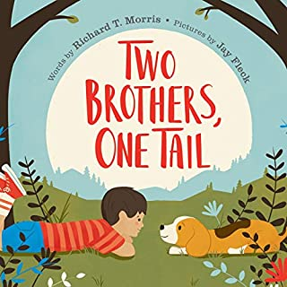 Book Cover: Two Brothers, One Tail