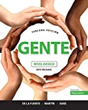 img - for Gente: nivel b sico, 2015 Release (3rd Edition) book / textbook / text book
