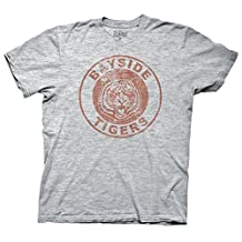 Ripple Junction SBTB Saved By The Bell Bayside Tigers Adult T-Shirt