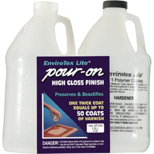 Environmental Technology 128 Ounce Pour Finish product image
