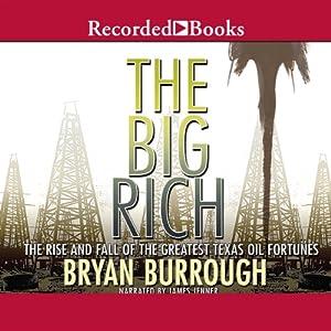 The Big Rich Audiobook