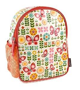 Petit Collage Preschooler Eco-Friendly Backpack, Butterflies