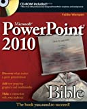 PowerPoint 2010 Bible, Faithe Wempen, 0470591862