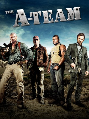 The A-Team (A Team Dvd)