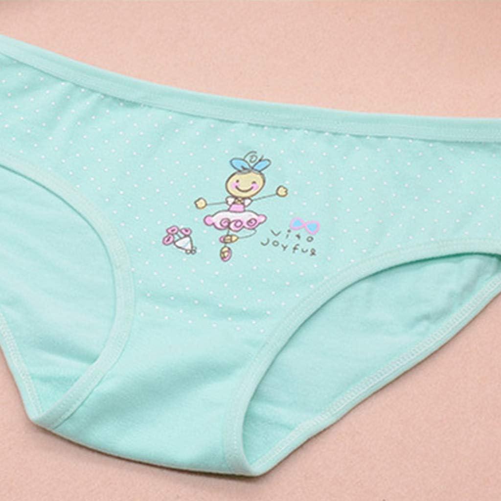 YO-HAPPY Mutandine per Bambine per Bambini